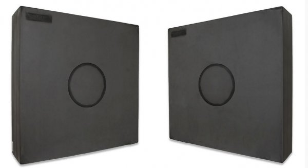 Avalon Scheibensystem STD 60x60x21 / Mitte Ø 30