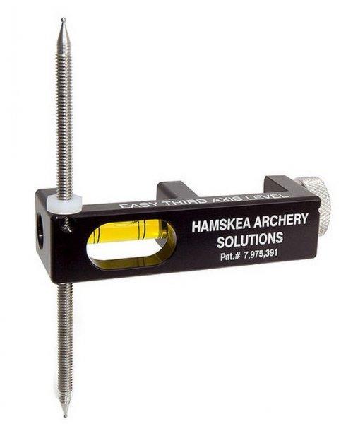 Hamskea Easy 3rd Axis Level Black