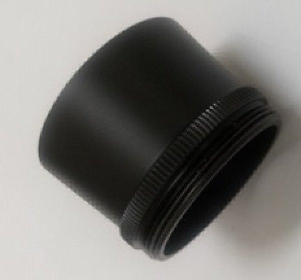Axcel - Lens Retainer / Sonnenschutz / Schwarz - passend für Armortech 1,75 Zoll u. Accu Pluss Pro AV-41