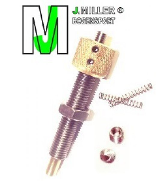 JM/CB-Button Profi 42-1.2 / Compound-Blank - Schützen  *Ein Produkt der Marke J. Miller Bogensport®*