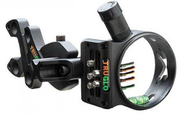 Truglo - 3D / STORM G2 5 / AMBIDEXTROUS / .019 / 5PIN / LIGHT incl./ BLACK / RH