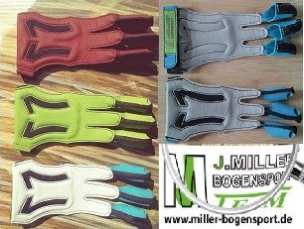 *NEU* CUSTOM - J. Miller® - Special Glove -  1.1 (Schießhandschuh - Compound blank geeignet)