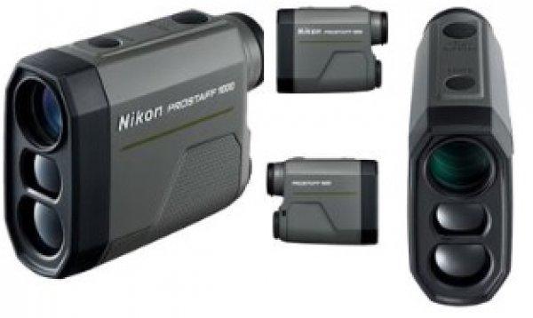 NIKON - RANGEFINDER (Entfernungsmesser) PROSTAFF 1000